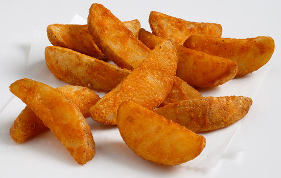Do you prefer Wedges or Curly fries?