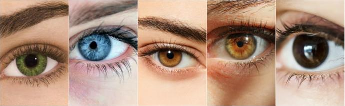 Which eyecolor do you think is the most eyecatching and beautiful?