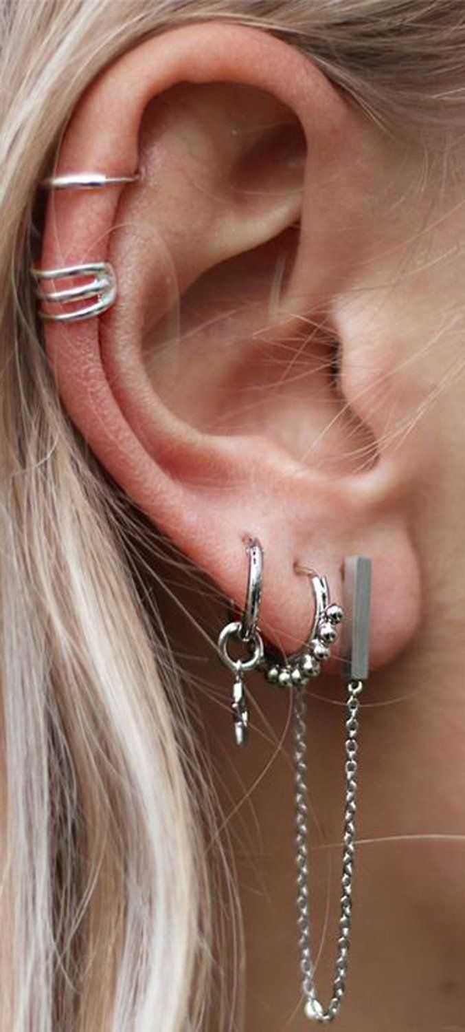 What are your opinions on multiple earring holes?