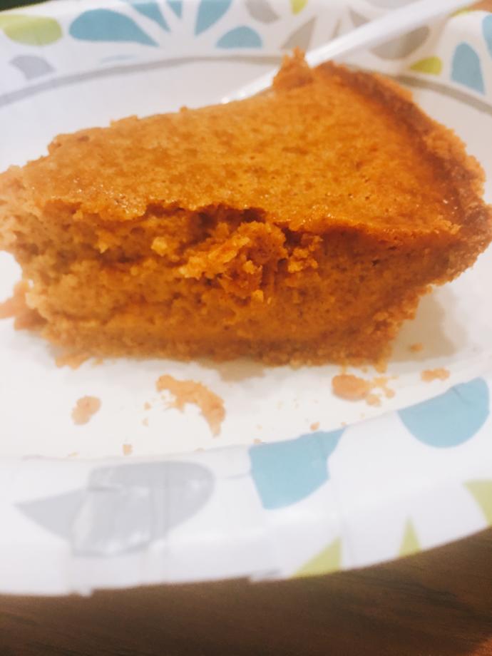 Do you like pumpkin pie?