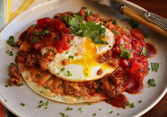 Have you ever had Huevos Rancheros?