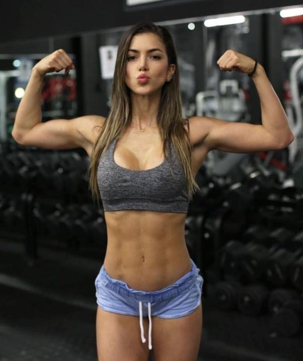 Would you date a girl with muscles?