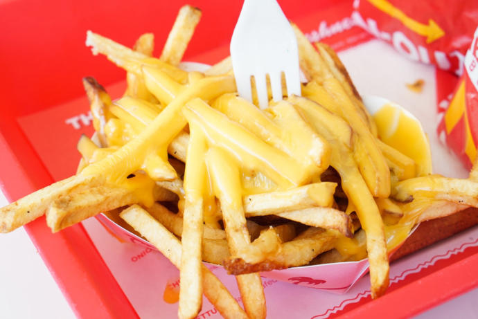 Which fast food place has the best fries?