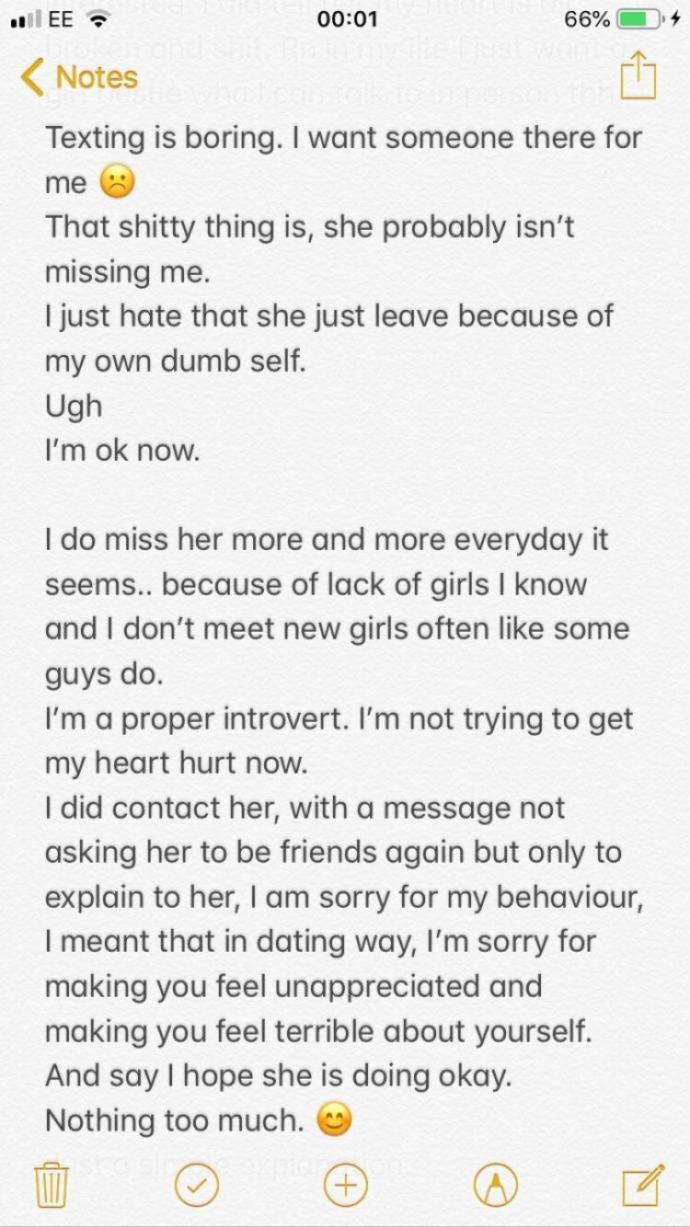 Should I accept the friendship is over? and if she messages me, should I take her back?😅 was the whole situation, it is detailed. was it my fault?