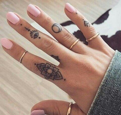 Are tattoos attractive on a girl? Particularly finger/hand tattoos?