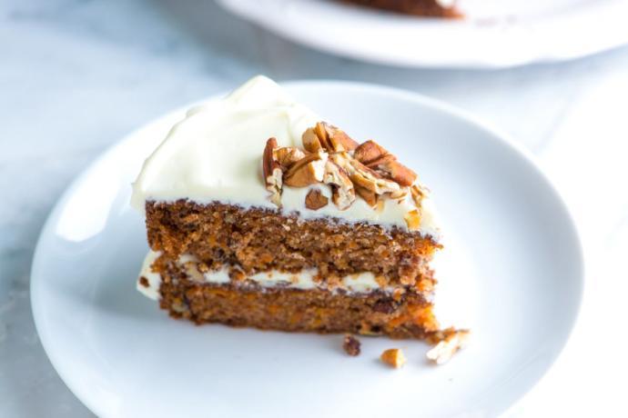 Do you like carrot cake?