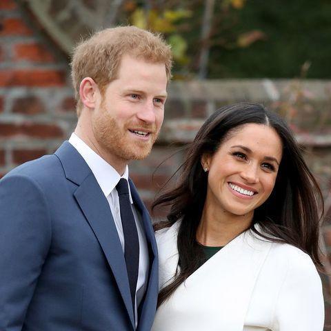 Prince Harry and Meghan Markle?