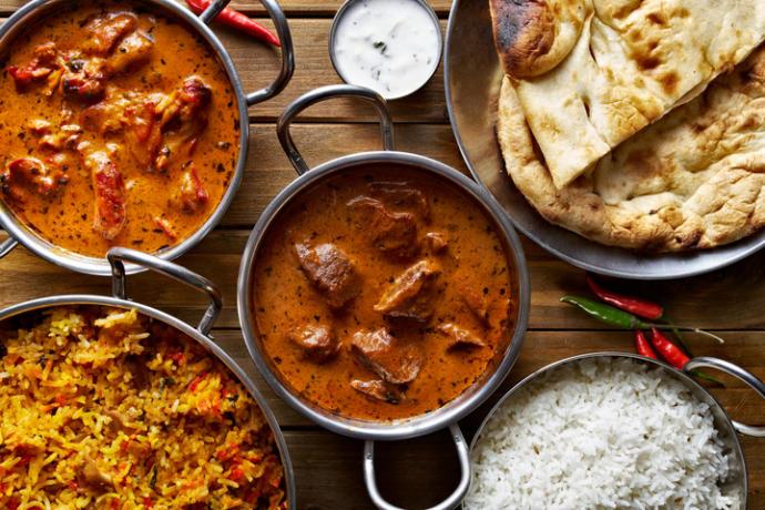 Do you like Indian food?