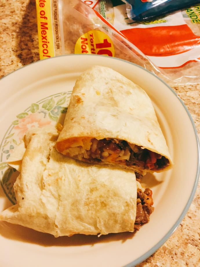 What do you like in your burritos?