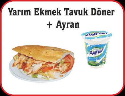 Do you like doner and ayran? or have your ever taste doner and ayran?