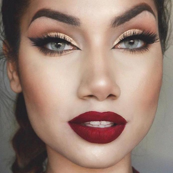 What Look Do You Consider As Too Much Makeup - Girlsaskguys-4629