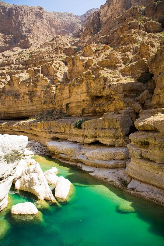 Would you want to visit Oman?