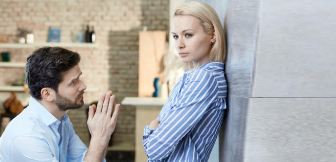 Should you forgive a cheating partner?