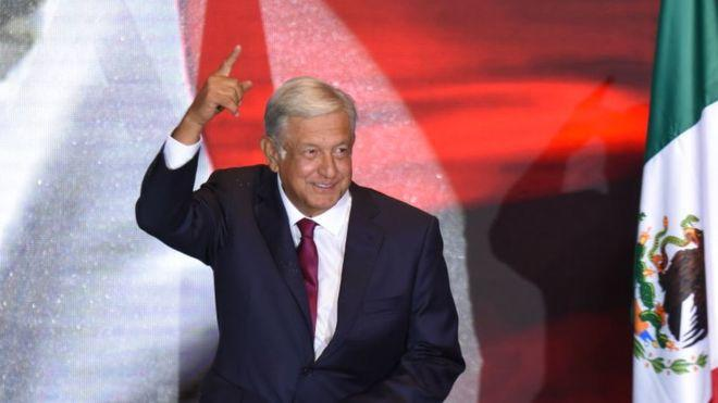 Do you think Mexico will significantly improve as a country (in reducing poverty, corruption, crime, etc.), under AMLO as their new president?