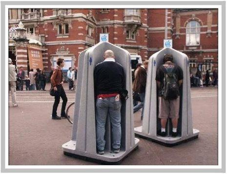 Would you be pleased if your Local Authority installed a public toilet outside your home?