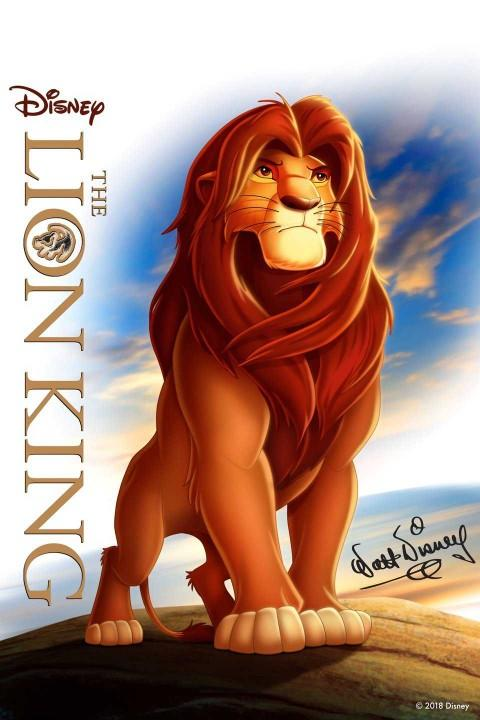 Have you seen the lion king?