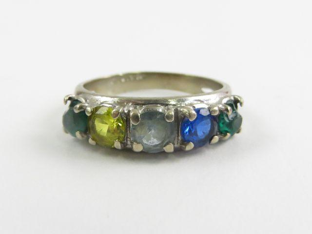 Do you know the name of the Gem Stones of the items I am bidding on in local auctions?