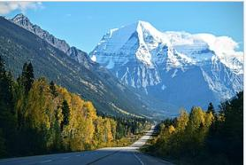 Would you want to visit the Canadian Rockies?