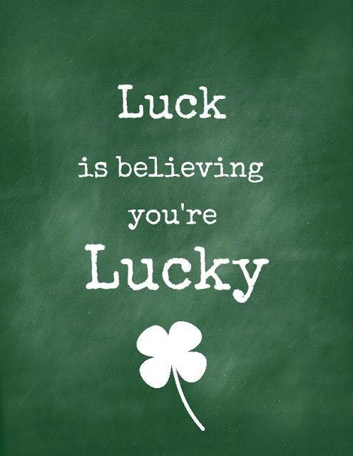 Do you believe in luck? Or is it just coincidence?