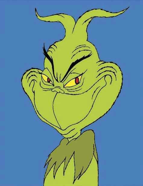 Are you the Grinch?