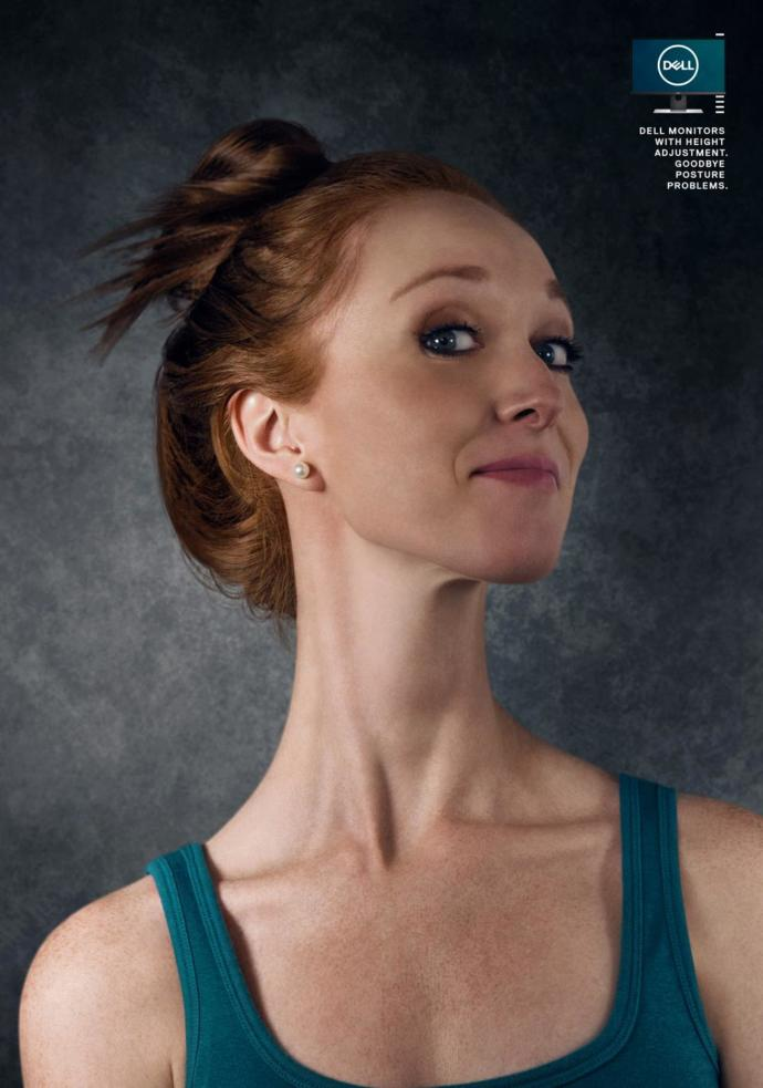 Are you attracted to long necks?