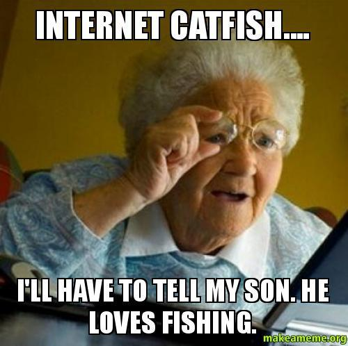 Why is it wrong to catfish?