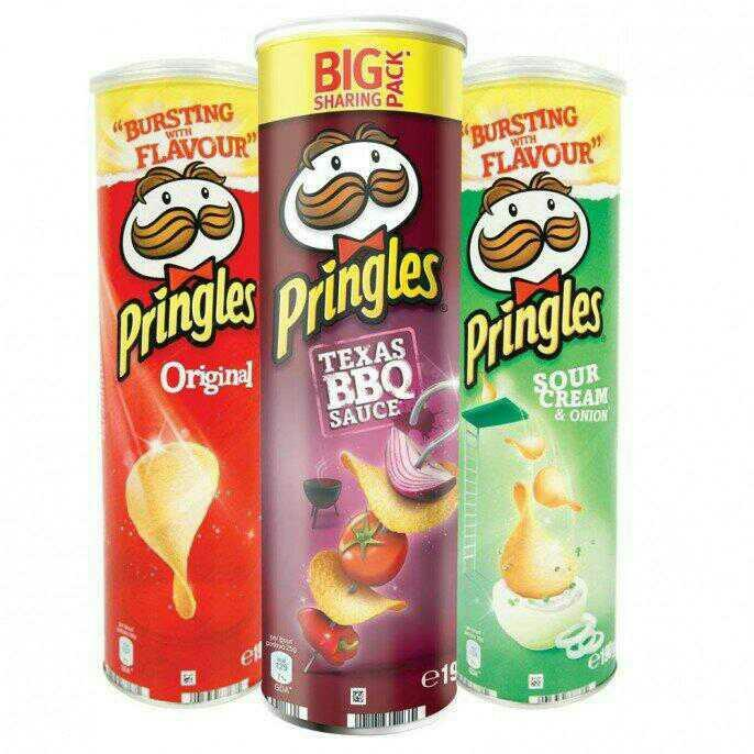 What's your favorite flavor of Pringles?