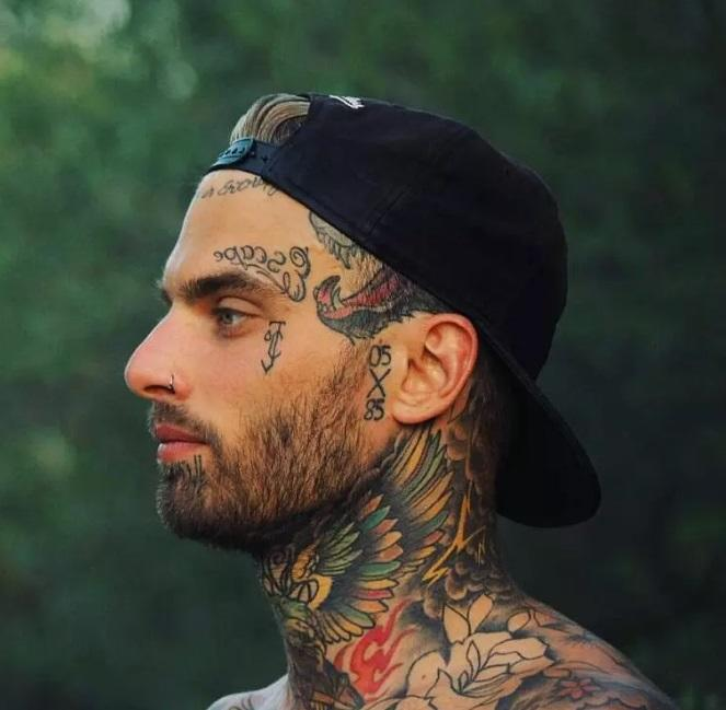 Would you date someone with face tattoos?