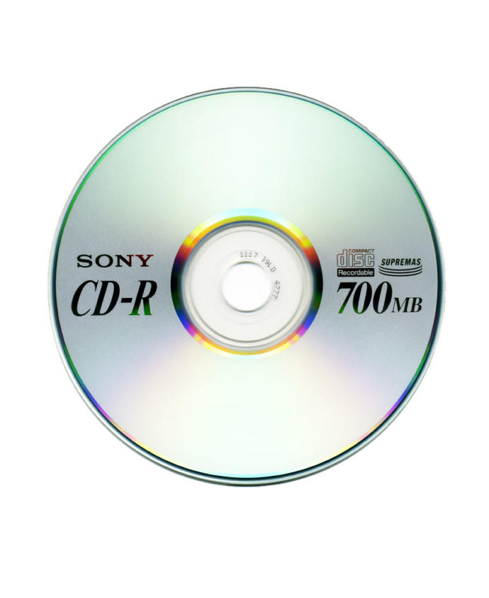 A question about using CD to put files, particularly CD-R?