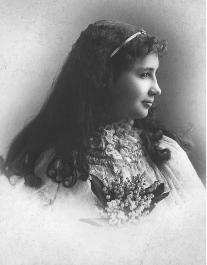 How could Helen Keller write letters if she was deaf and blind?