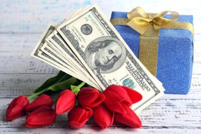 helping your boyfriend financially