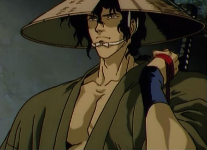Jubei from Ninja Scroll