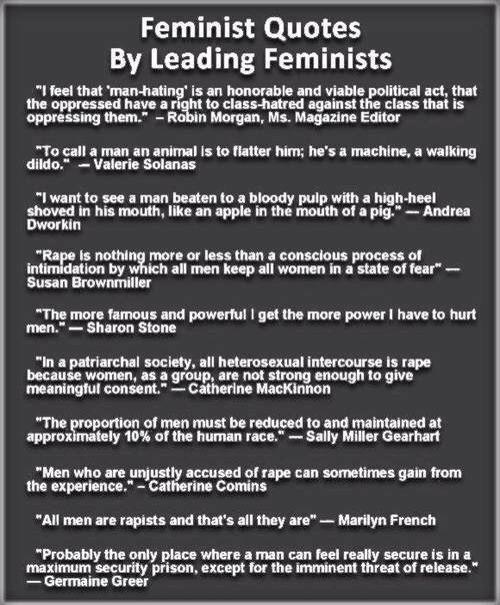 How come when a guy is sad that he got rejected feminists