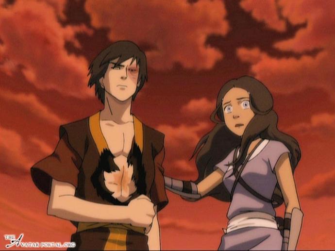 Did anyone else ship Katara and Zuko?