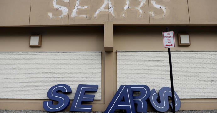 Too Late for Sears?