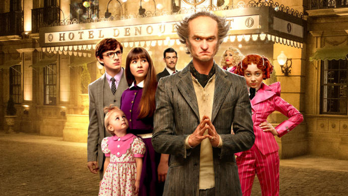 How do you feel about the Netflix series A Series of Unfortunate Events?