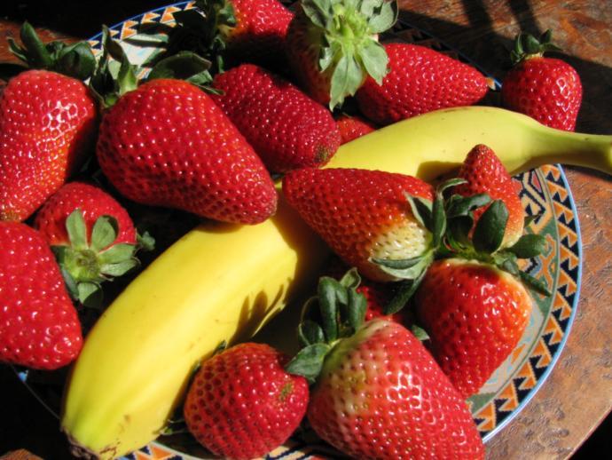 Do you prefer banana or strawberry flavoured milk?