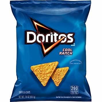 Doritos vs Lays?
