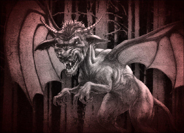 What's your favorite cryptid from the Northeast US?
