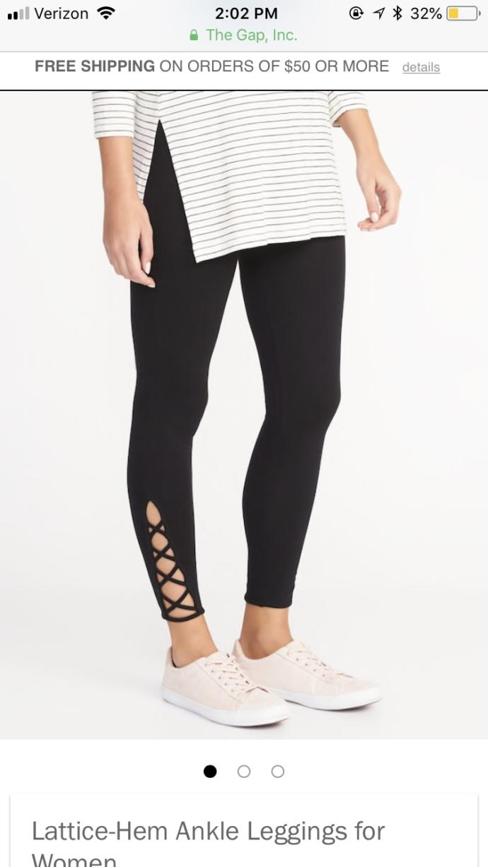 Opinions on these leggings?