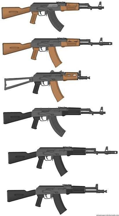 The AR or the AK series?and why??