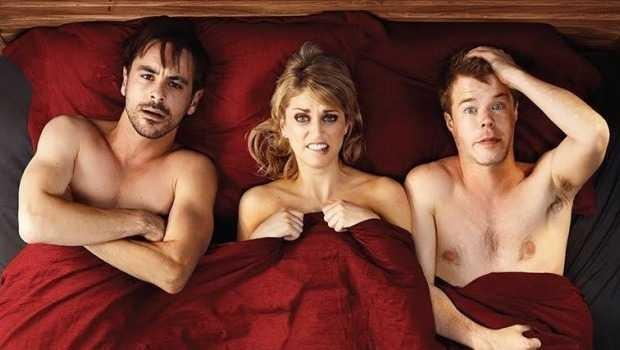 Would you ever have a threesome?