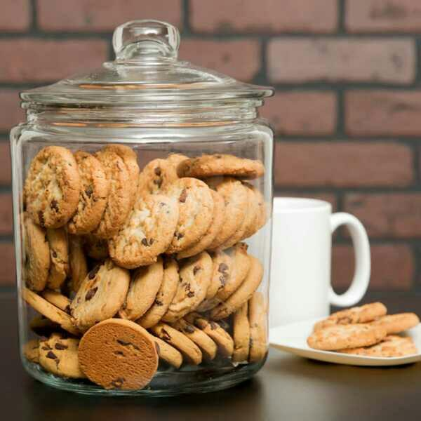 Do you own a cookie jar?