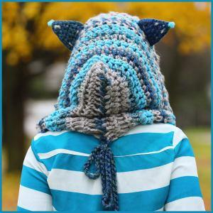 What could you wear on your head that would make people stop what they are doing and stare in awe and amazement?