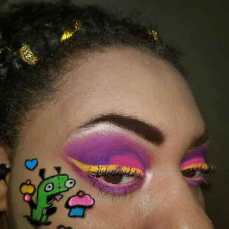 How does this makeup look?