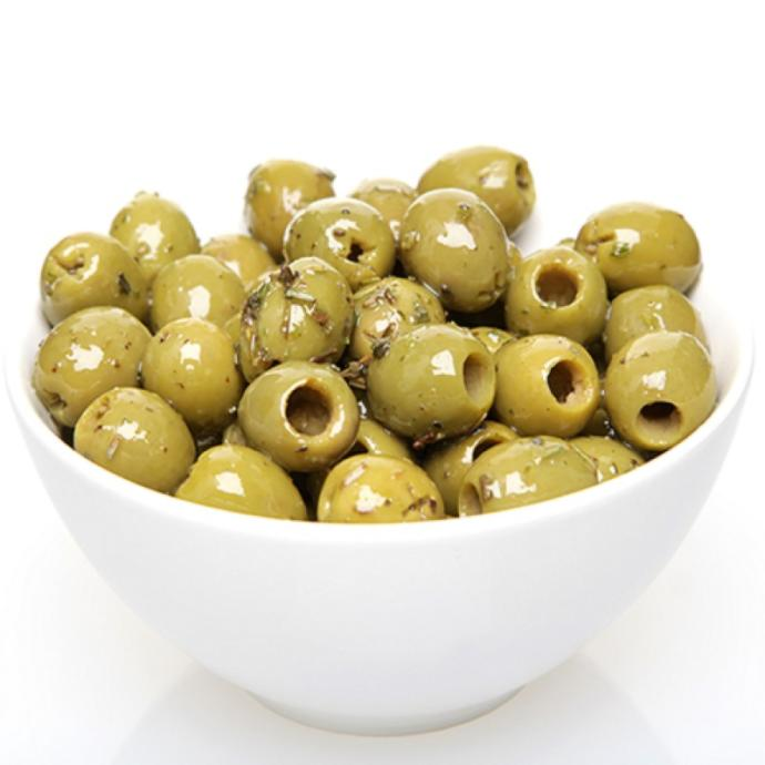 For those who like olives- Do you prefer pitted or stuffed olives?