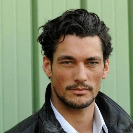 Is British model David Gandy the most good looking person?