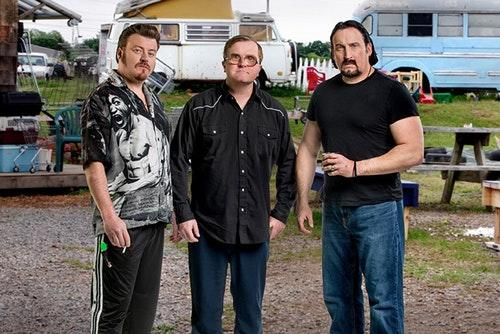 Which trailer trash show is better between these two; Trailer Park Boys OR My Name Is Earl?