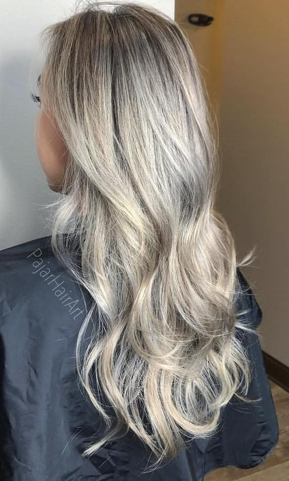 Which hair color can I achieve to??