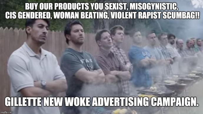 Did Gillette mess up with their SJW